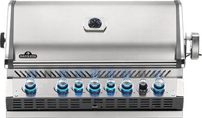 Picture of Built-In Prestige PRO™  665  PROPANE Grill