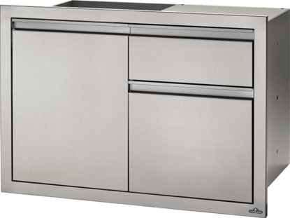 "Picture of 36"" X 24"" SINGLE DOOR & STANDARD DRAWER"