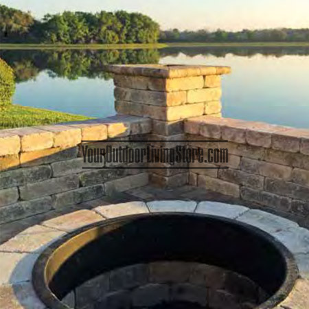 Picture for category FIRE PIT AND WALL