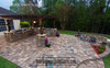 Picture of Mega Olde Towne Pavers Antiqued - Combo 3 Pieces - Thickness 80mm