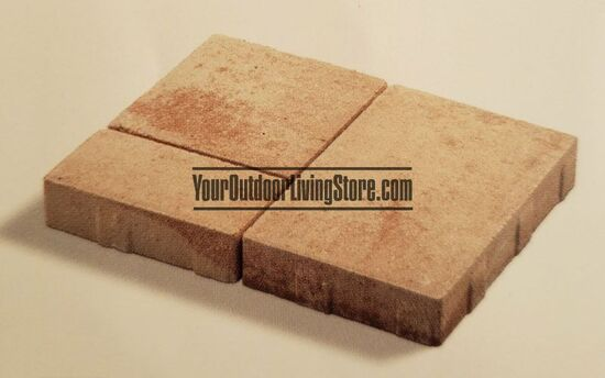 """Picture of Heritage pavers - Thickness 30mm ( 1-3/16"""" )"""