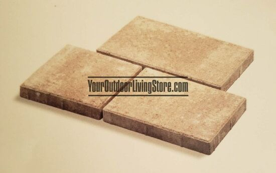 """Picture of Traverstone pavers -THICKNESS 30mm ( 1-3/16"""" )"""