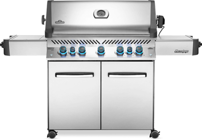 Picture of PRESTIGE® 665 RSIB with Infrared Read and Side Burners - Propane