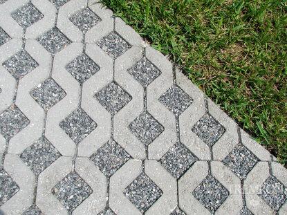 turf block brick